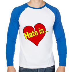 Hate is...