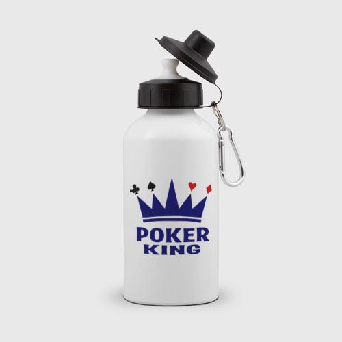 Бутылка спортивная  Фото 01, Poker King