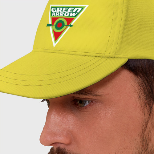 Sheldon-Green-Arrow (футболка Шелдона)