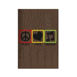 Peace, Love, Reggae