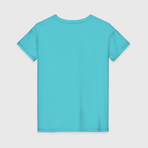 Женская футболка хлопок Идеально подхожу ему Фото 01