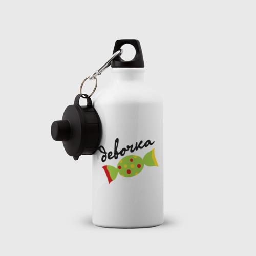 Бутылка спортивная  Фото 03, девочка конфетка