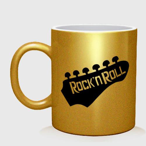 Кружка  Фото 01, Rock-n-roll