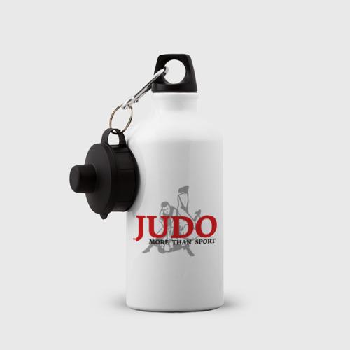 Бутылка спортивная  Фото 03, Дзюдо силуэт борцы