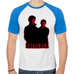Шерлок надпись внизу