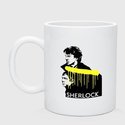 Кружка  Фото 01, Sherlock