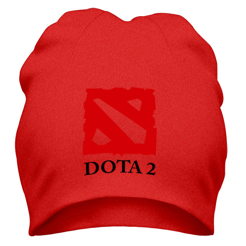 Шапка Logo Dota 2