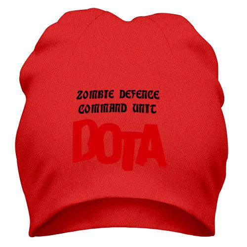 Шапка Zombie defence Dota
