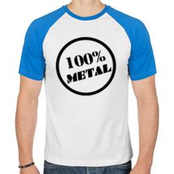 100% metal