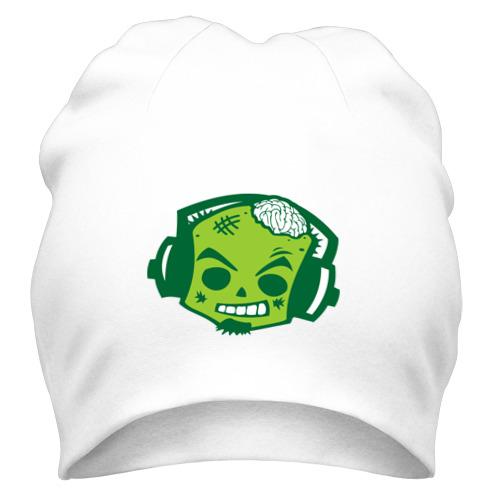 Шапка Zombie DJ