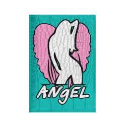 Angel girl pink