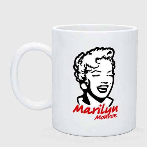Кружка  Фото 01, Marilyn Monroe (Мэрилин Монро)