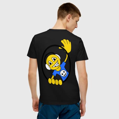 Мужская футболка хлопок Басист Фото 01