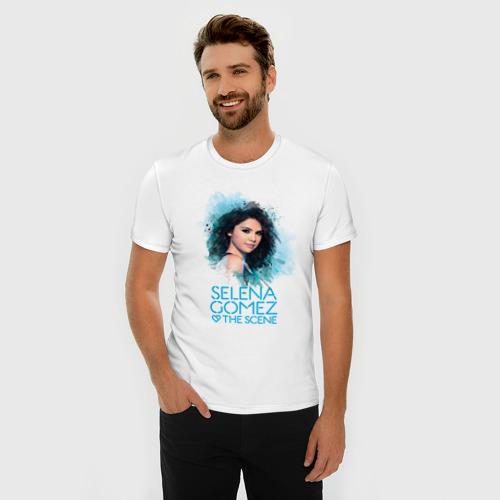 Мужская футболка премиум  Фото 03, Selena Gomez