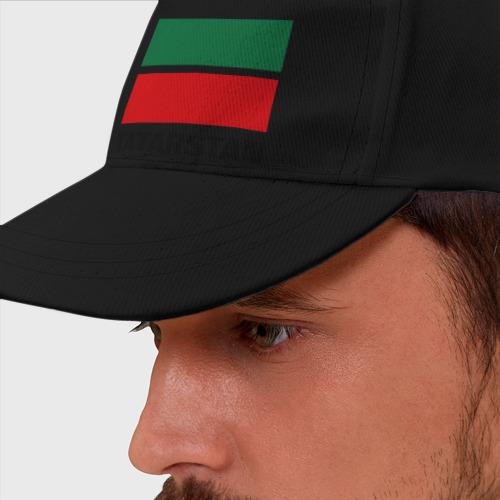 Бейсболка Флаг Татарстана Фото 01