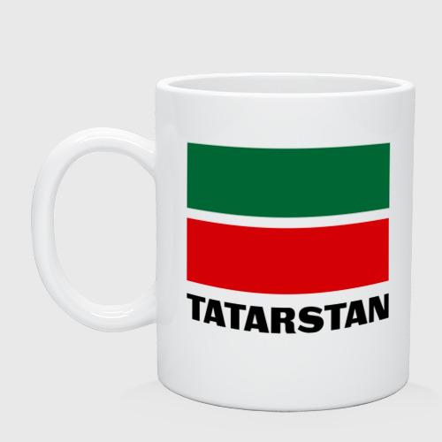 Кружка  Фото 01, Флаг Татарстана