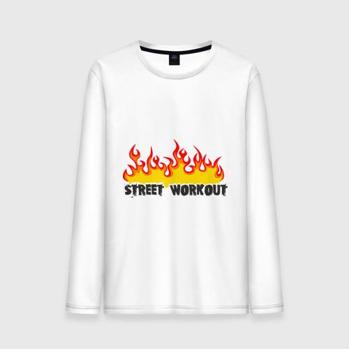 Street workout fire