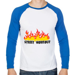 Street workout fire