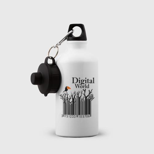 Бутылка спортивная  Фото 03, Digital World