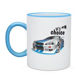 It\'s my choice