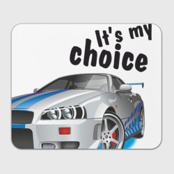 It\'s my choice