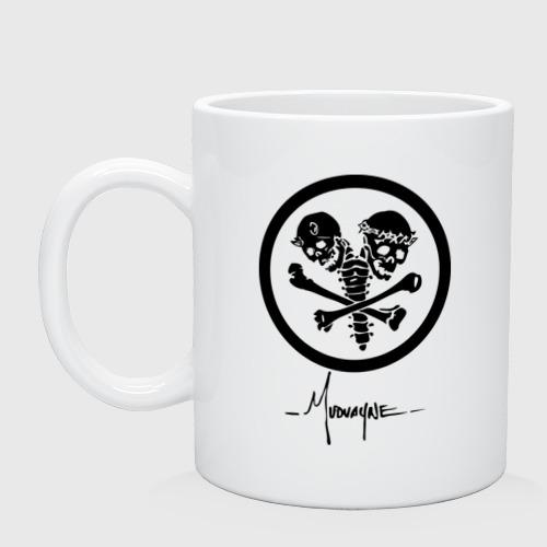 Кружка  Фото 01, Mudvayne (logo)