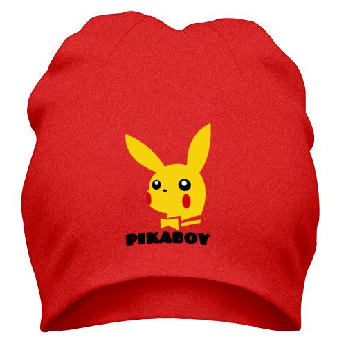 Шапка 'PikaBoy'