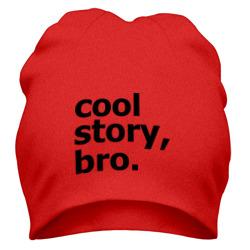 Cool story, bro. (Крутая история, братан)