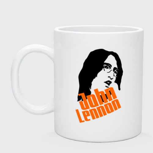 Кружка  Фото 01, Джон Леннон (John Lennon)