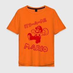 Its-a-me Mario