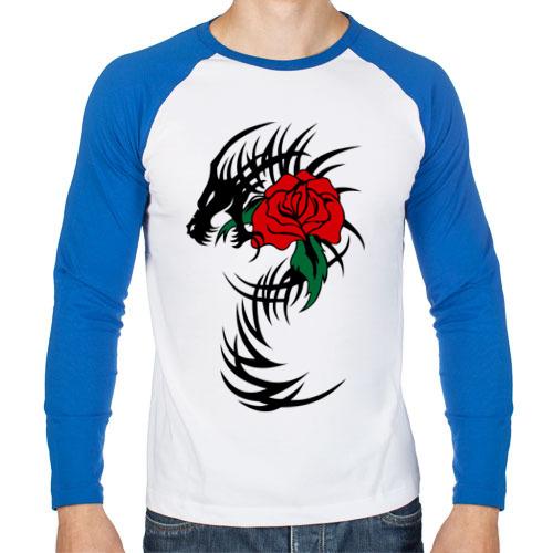 Дракон и роза