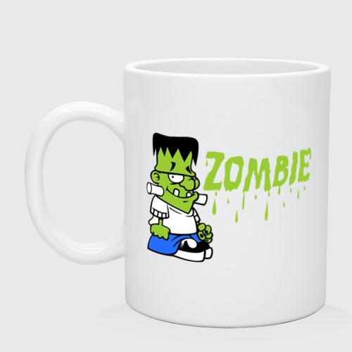 Кружка  Фото 01, Zombie (2)