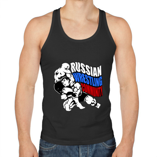 russian wrestling community