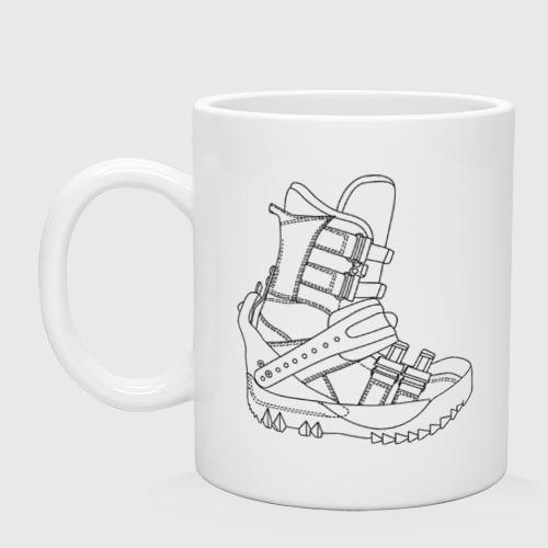 Ботинок сноуборд