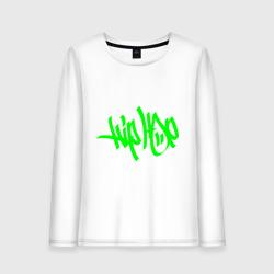 Hip hop надпись