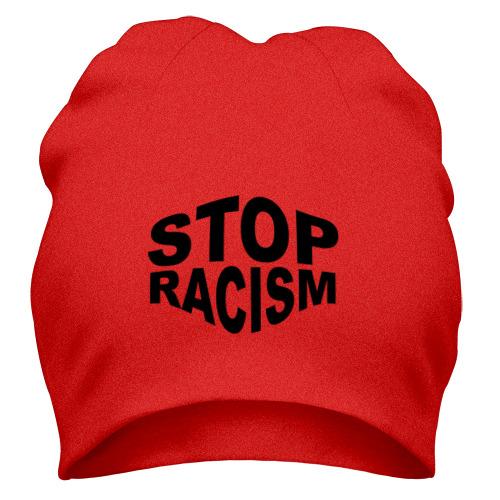 Шапка Stop racism