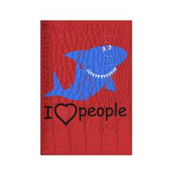 Акула. I love people
