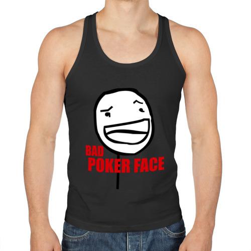 bad poker face