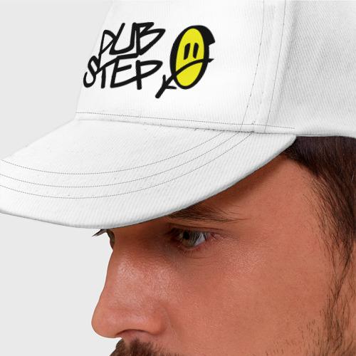 Бейсболка Dub step (5)