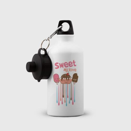 Бутылка спортивная  Фото 03, Sweet my love