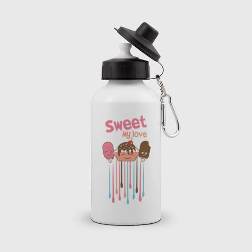 Бутылка спортивная  Фото 01, Sweet my love