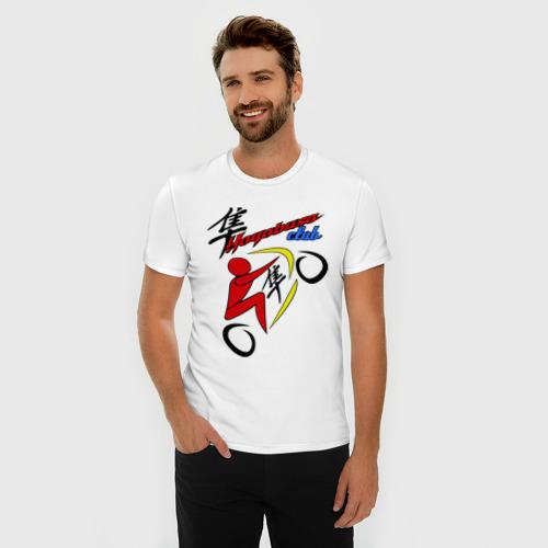 Мужская футболка премиум  Фото 03, hayabusa