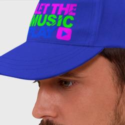 Let the music play - интернет магазин Futbolkaa.ru