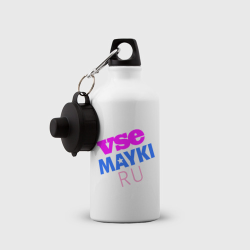 Бутылка спортивная  Фото 03, Vsemayki logo