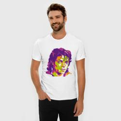 Michael Jackson полноцвет