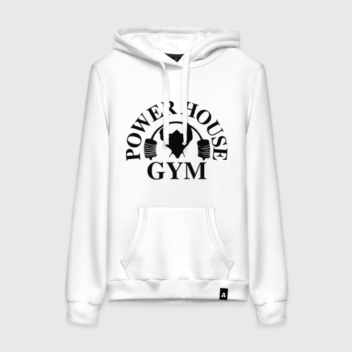 Женская толстовка хлопок Power House Gym