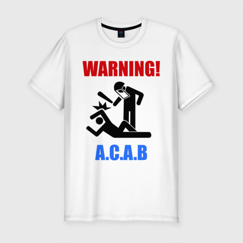 warning A.C.A.B