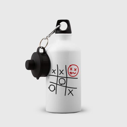 Бутылка спортивная  Фото 03, крестики-нолики 2