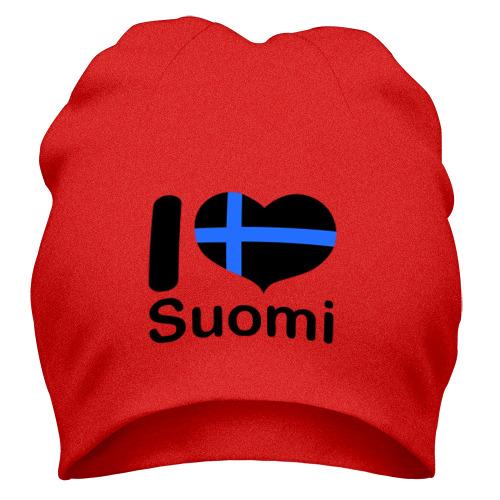 Шапка Love Suomi