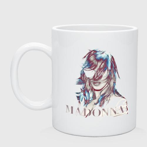 Кружка  Фото 01, Madonna
